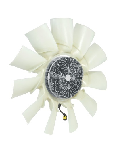 MAHLE Visco® fan for commercial vehicles
